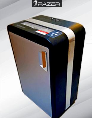 Trituradoras de papel RAZER RZ-860S